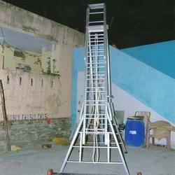 Aluminium Self Support Tower Ladders