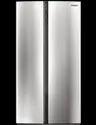 Whirlpool Side By Side 603 Ltrs Sterling Steel Refrigerator