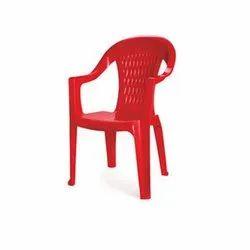 Nilkamal Red High Back CHR 2176