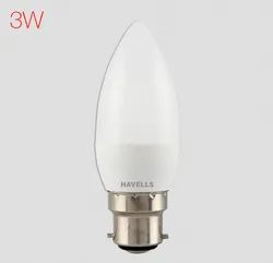 New Adore LED 3 W Candle Bulb