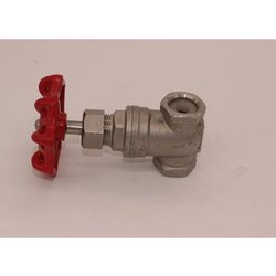 Cast Stainless Steel Valve