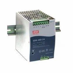SDR Series DIN Rail Power Supply