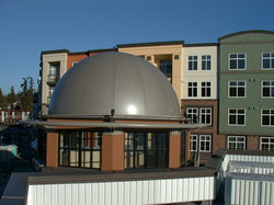 FRP Domes