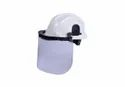 ABS Safety Helmet With Face Shield
