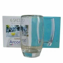 Transparent Glass Crockery Wine