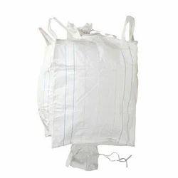 FIBC Bulk Jumbo Bag with Top Filling Spout & Bottom Spout