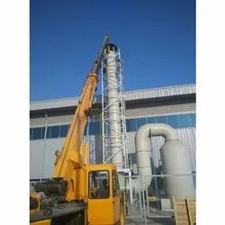 FRP Industrial Chimney
