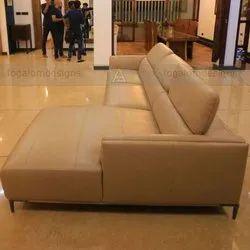Fogalom Desings Modern Corner L Shaped Sofa Set, For Hotel