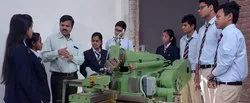 M Tech In Mechanical Engineering Course