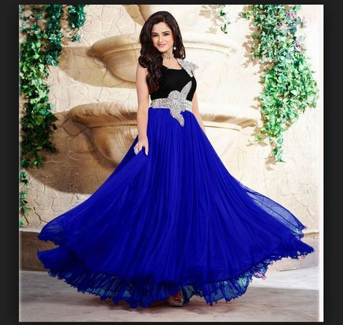 Party Wear Gown at Rs 900 /piece | Ripol | Kolkata | ID: 16858702462