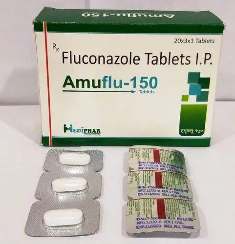 tab fluconazole 150 mg price in india