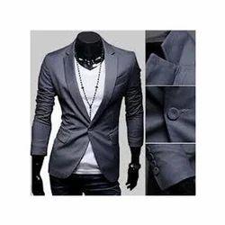 Black Linen And Fancy Boys Blazer