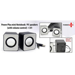 Power Plus Mini Notebook / PC Speaker