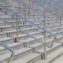 SS Steps Railings