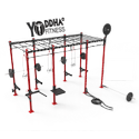 Crossfit Rig - Standalone - With Monkey Bar For Gym