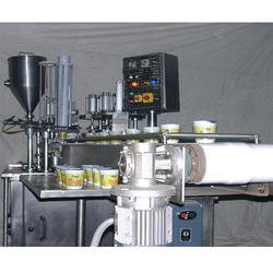 Single Head Automatic Cup Filling Machine