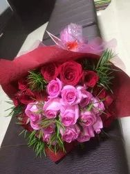 Red-pink Mixed Bunch
