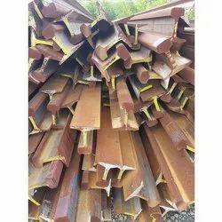 Sail Mild Steel 60kg Rail Section, For Overhead Cranes