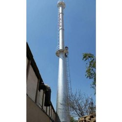 Industrial Mild Steel Chimney