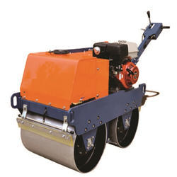 Double Drum Walk Behind Vibratory Rollers
