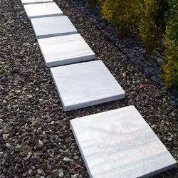 Plain Garden Floor Tiles, Thickness: 12 - 14 mm