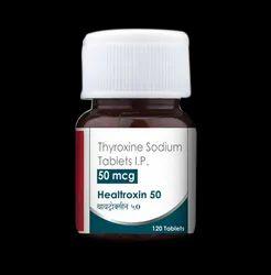 Healtroxin 50mcg - Thyroxine