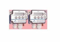 Aerosense Differential Pressure Controller Model DPIC500-2R-D