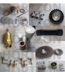 Screw Compressor Spares