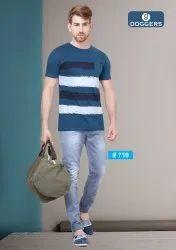 Men's Round Neck T-Shirt's
