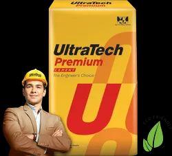 Ultratech Premium Cement, Packaging Type: Sack Bag