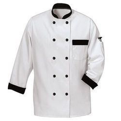 Cotton Full Sleeves Chef Uniform