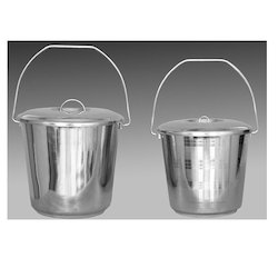 Stainless Steel Annapatra
