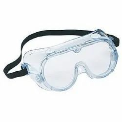 Polycarbonate Transparent Safety Goggles COVID19 Safety, Sitra Approved