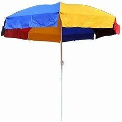 Polyester Beach Garden Umbrella, Packaging Type: Plastic Bag