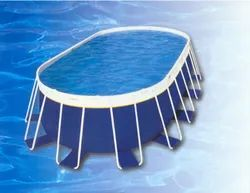 Oval Portable Swimming Pool