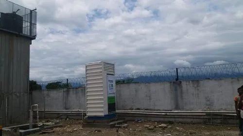 PPGI Portable Biodegradable Toilet