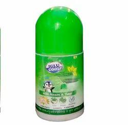 Iglucool Powder 75gm - Herbal Prickly Heat Powder Neem Tulsi Flavour