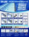 Glass Railing System-Modular
