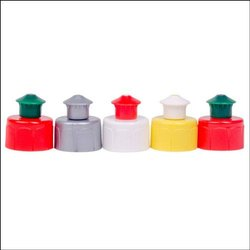 Shubh Pull-Push Caps Pull Push Cap, Packaging Type: Packet, 28 Mm (diameter)