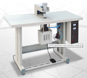 Rotta Print Manual Spot Welding Machine For Non Woven Handle Bags, Capacity:20-40 Pieces/min