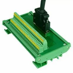Terminal PCB 50 Pin With SM-50 Connector and 1 Mtr Cable