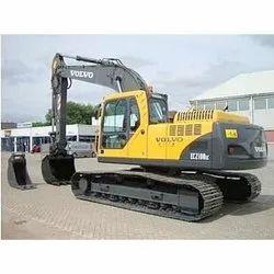 Volvo Hydraulic Excavators