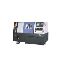 Silver Iron , Steel CNC Machine