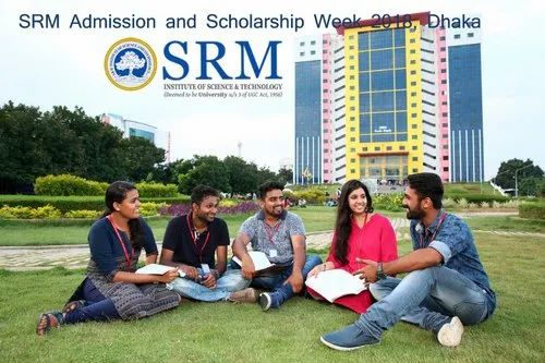 SRM University Admission 2019 Without Exam