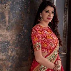 Pure Weaving Silk Saree