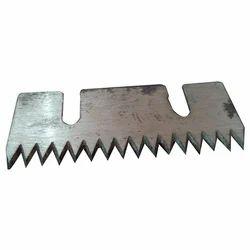 Rectangular Stainless Steel Tape Cutter Blade