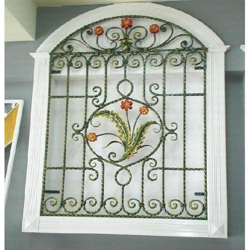 Designer Window Grill At Rs 120 /square Feet