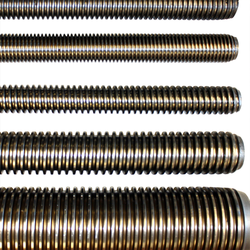 Stainless Steel 304 Threaded Rods