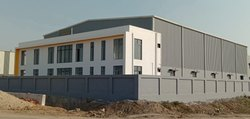 Modular Industrial Steel Construction
