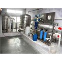 Automatic Filtration Drinking Water Plant